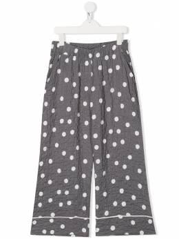 Douuod Kids брюки в горох PA080330