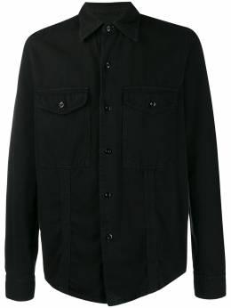 Ami Paris твиловая рубашка E20HC310248