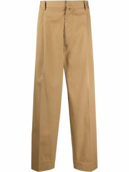 Maison Flaneur зауженные брюки 20SMUPA100TC127