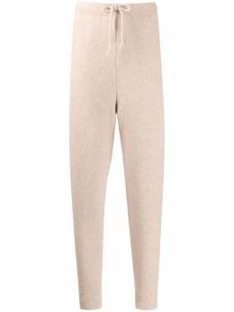 Nanushka брюки кроя слим с кулиской WPA00170