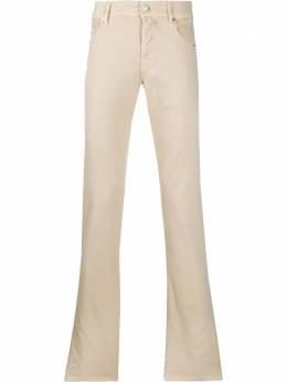 Jacob Cohen джинсы кроя слим с платком-паше J622566