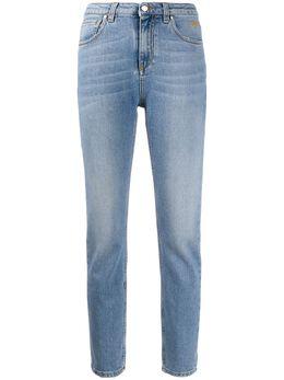 MSGM джинсы скинни с завышенной талией 2841MDP56L207278