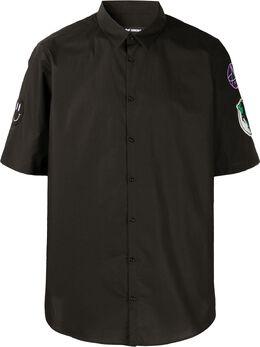 Raf Simons рубашка с нашивками 2012821000099