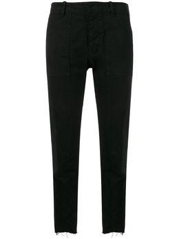 Nili Lotan укороченные джинсы Jenna кроя слим 00285W12