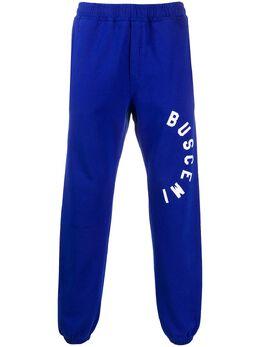 Buscemi спортивные брюки из джерси BMS20345