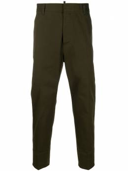 Dsquared2 прямые брюки S71KB0268S39021