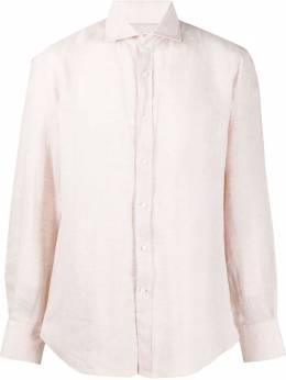 Brunello Cucinelli рубашка строгого кроя MB6081718C415