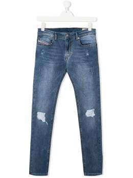 Diesel Kids джинсы скинни Sleenker Jogg 00J3Y1KXB3N