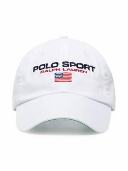 Polo Ralph Lauren кепка с вышитым логотипом 710754471004