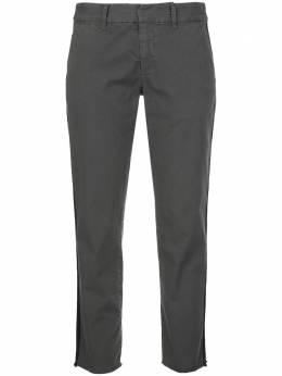 Nili Lotan укороченные брюки East Hampton 00112W11
