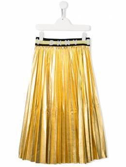DKNY Kids юбка со складками D33550