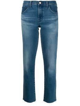 J Brand укороченные джинсы с завышенной талией JB002708