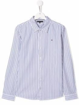 Tommy Hilfiger Junior рубашка в полоску KB0KB05187