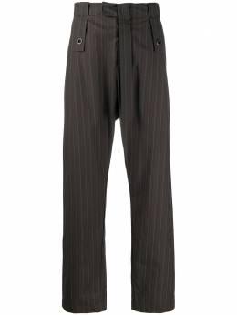 Craig Green полосатые брюки прямого кроя CGSS20MWOTRS03