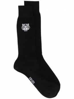 Kenzo носки с вышитым логотипом F858SM240JSE