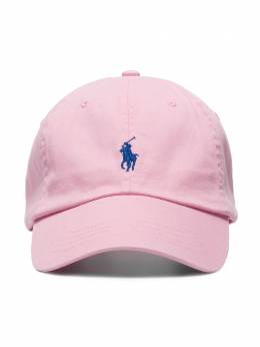 Polo Ralph Lauren кепка с вышитым логотипом 710673213020