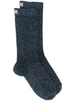 Isabel Marant носки в рубчик CT007720P036A