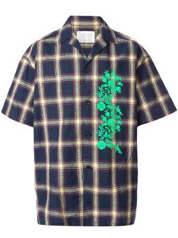 Kolor рубашка в клетку 20SCMB05117