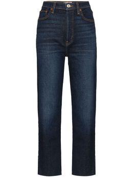 Re/Done джинсы с завышенной талией 1903WUHRSTV