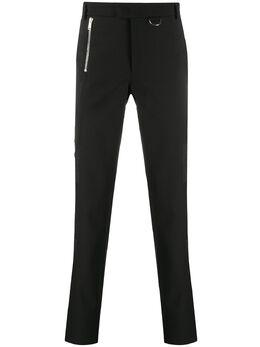 Les Hommes прямые брюки LIP120307G