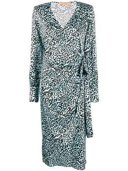 Andamane платье Carly с запахом и принтом CARLYQ02A053
