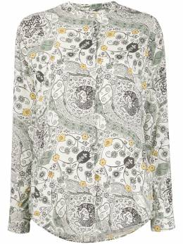 Isabel Marant Etoile рубашка Catchelle CH062820P024E