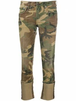 R13 джинсы скинни Kate средней посадки R13W4033078D
