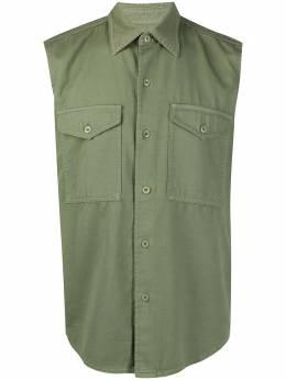 Ami Paris рубашка без рукавов E20HC500248