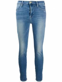 Frame джинсы скинни с заниженной талией LHSK214