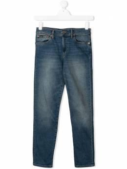 Ralph Lauren Kids джинсы кроя слим 321759991001
