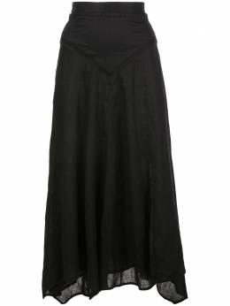 Isabel Marant Etoile длинная юбка А-силуэта JU111920P025E