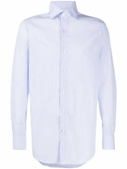 Finamore 1925 Napoli полосатая рубашка 840560C0231