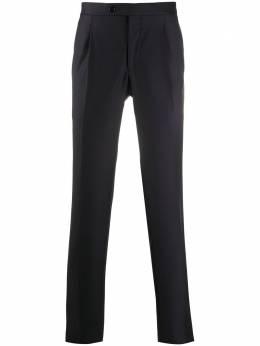 Dell'oglio строгие брюки прямого кроя 3T1PAPCCSS101B06155434