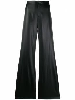T By Alexander Wang расклешенные брюки 4WC1204009