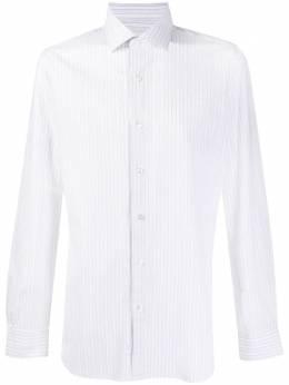 Barba полосатая рубашка стандартного кроя 633603