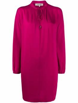 Dvf Diane Von Furstenberg платье миди с завязками на воротнике 13802DVF