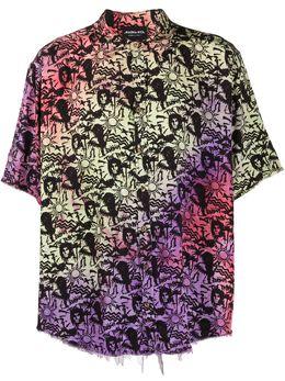 Mauna Kea рубашка с короткими рукавами и вышивкой MKU109HP09