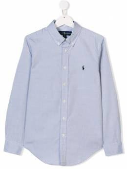 Ralph Lauren Kids TEEN classic oxford shirt 323600259