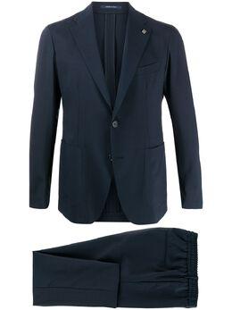 Tagliatore костюм-двойка с однобортным пиджаком ADAKAR22K1415UEZ185