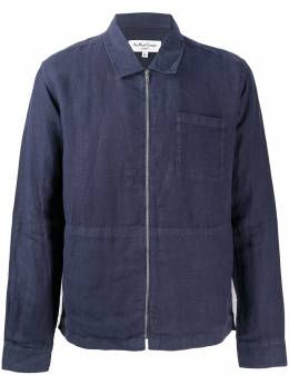 Ymc рубашка Bowie на молнии P2NAA