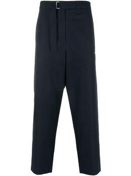 Oamc зауженные брюки с завышенной талией OAMQ311431OQ242000