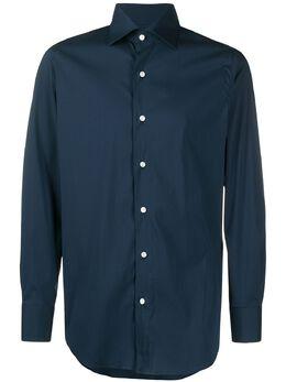 Finamore 1925 Napoli рубашка с длинными рукавами MILANO010998C0033