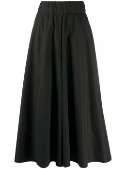 Aspesi брюки палаццо с завышенной талией H114D307
