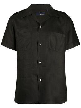 Lardini рубашка с короткими рукавами EIRAULEIC1195A