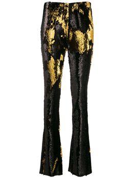 Marques'Almeida брюки bootcut с пайетками RST20TR0116SQN