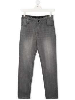 DKNY Kids джинсы кроя слим D24714Z20