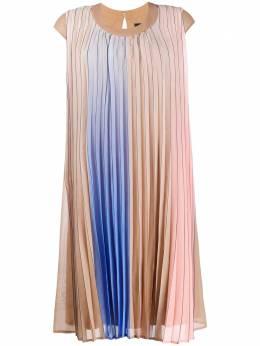 Steffen Schraut плиссированное платье 19114653