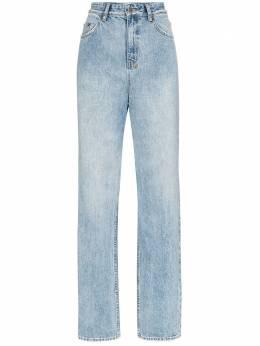Ksubi джинсы Playback прямого кроя с завышенной талией 5000004497