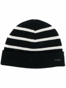 Ami шапка бини в бретонскую полоску H18K653011