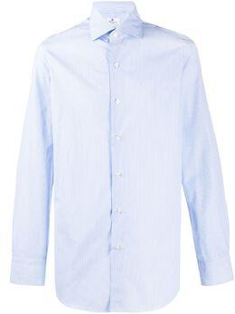 Finamore 1925 Napoli рубашка в полоску 840561C0239